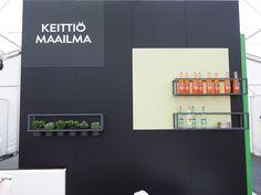 Stage-hyllyköt #asuntomessut2016 #keittiömaailma #keittiö #kitchen #sisustus