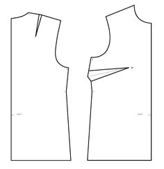 flekka challenge: a free pattern for a basic sleeveless block. This link also contains 15 other free patterns for tops