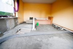 2 Common Problems With Using a Concrete Grinder on an Old Basement Floor | DoItYourself.com
