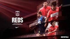 いけてなさすぎる(・3・)「REDS New Kit」