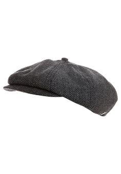 Brixton BROOD - Cap - grey herringbone for £30.00 (08 01 16 1596179f481