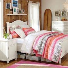 Colorful Bedding for Teens | Teenage Girls Bedding Ideas 15