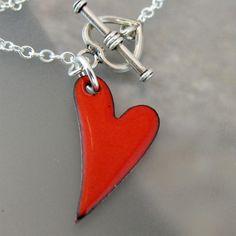 .heart pendant...