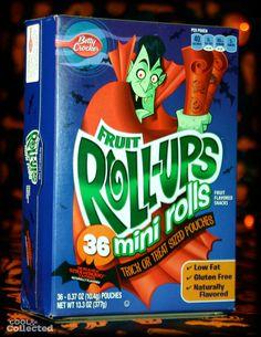 fruit roll ups halloween packaging - Mms Halloween