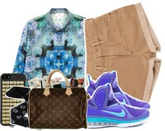 """""""Reginae Carter Inspired"""" by pimpmomma-love-chu ❤ liked on Polyvore"""