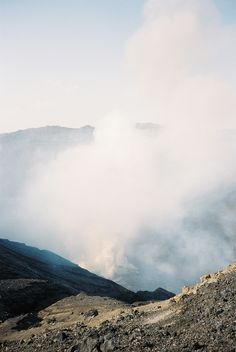 Mt. Aso Volcano // Kyushu, Japan