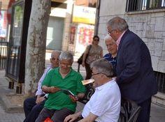 Corrochano incide en la importancia del empleo, un plan de mejora urbanística y la limpieza en Puerta de Cuartos - 45600mgzn
