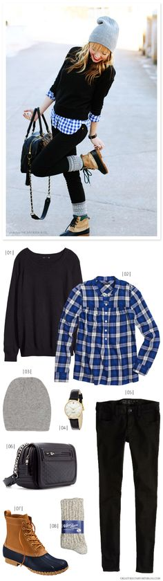Style Snag: Look No.6 | Creature Comforts Blog / Featuring fashion inspiration from The Day Book Blog