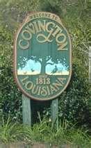 Covington,LA Birth place of Cody Michael Madere 05/27/1991