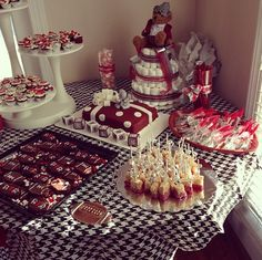 Alabama Themed Baby Shower This Is So Awesome For A Boy Or