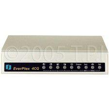 Everfocus - EP4CQVGA - EverFocus 4 Channel Color Quad Processor - 4 Data Channels - 2 x BNC