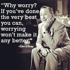 "Walt Disney The man who said, ""Doing the impossible is kind of fun."""