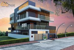 Simple Home Design And Price Small House Plans Best Small Home Designs Floor Plans India Top 15 House Plans Plus Their Costs And Pros Cons Of Each Design Get House Plan Floor Plan. 3 Storey House Design, Simple House Design, Bungalow House Design, House Front Design, Design Your Dream House, Cool House Designs, Indian House Plans, New House Plans, Modern House Plans