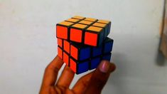 How to solve a 3x3x3 Rubik's cube (1 minute)?? Easiest way!!!