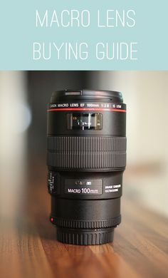 If you are interested in macro, then you'll need a macro lens. This post explains what to look for, what options are out there, and cheaper options for macro such as stacking filters and reversing rings which you can use with your existing lenses!