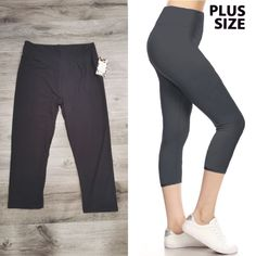 #stockedandstyled #stockonhand #stylist #stylistlife #willoughby #langley #walnutgrove #fortlangley #leggings #socialitesuite #sassysuite #fashion #styled #clothing #accessories #homeboutique #supportlocal #shoplocal #plussize #comfy #cozy #printedleggings #tights #leggingsarepants #leggingsarelife #leggingsalldayeveryday #leggingslife #buttery #peachskinsoft #soft #stretchy #plussizefashion #capris #cropped #yogaband Yoga Band, Yoga Capris, Plus Size Leggings, Printed Leggings, Clothing Accessories, Plus Size Fashion, Charcoal, Stylists, Tights