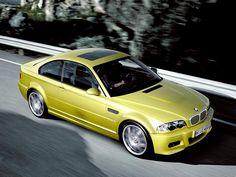 E46 BMW M3 in Phoenix Yellow.....