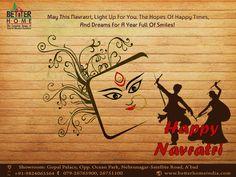Better Home India - Furniture Showroom Wishing You A Happy And Safe  Navratri....!!!  Happy Navratri..!!  #HappyNavratri #Festival #Navratri #BetterHome #WoodenFurniture #AhmedabadFurniture #HappyNavratri #SafeNavratri