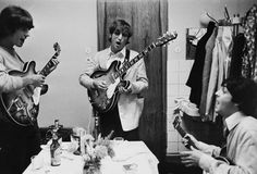Beatles Tune Up