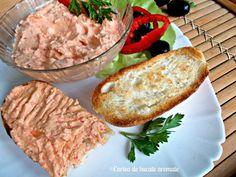 Cremă fină de brânză cu ardei Vegan Recipes, Cooking Recipes, Vegan Food, Dukan Diet, Mashed Potatoes, Rice, Chicken, Meat, Ethnic Recipes