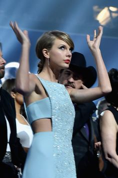 Did you miss Taylor Swift's dance moves ACMs? Check all of 'em out now!