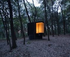 Wooden Microhouses are small houses furnished with the bare essentials, whose dimensions welcome all the necessary comfort and exploit the identity of the landscape for different needs, from shelter to…