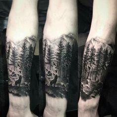 Alaska tattoo!!!