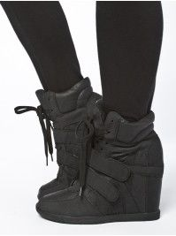 Wedge Sneaker- I must have!