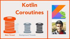 Kotlin Coroutines: Getting Started in Android Android Video, Android Apps, Get Started, Videos, Youtube, Movie Posters, Youtubers, Film Posters, Video Clip