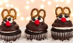 Easy Christmas Desserts for Kids, or anyone!