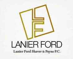 Lanier Ford Shaver - Logo - Identity - #branddesign #brandidentity #branding #brandingagency #brandstrategy #designagency #identity #logo #logodesign #logos #advertisingdesign #advertisingfirm #advertisingmarketingdesign #artdirection #concept #creative #design #designfirm #designservice #designservices #graphicdesign #graphics #marketing #marketingdesign #portfolio #law #lawfirm