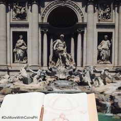 Can you guess where this famous fountain filled with coins is located? Clue: you can send Bitcoins from there to your #coinsphwallet it also happens to be where Dolce Amore is shot! #wanderlustwednesday #travel #europe #italy #dolceamore #dolceamoresweetbeginning #dolceamorebonding #lizquen #lizasoberano #enriquegil #wish #wishingwell #fountain #coins #bitcoin #bitcoinasia #bitcoinph #blockchain #coinbase #digitalcurrency #mobilemoney #mobilewallet #fintech #fintechasia #fintechph #startup…