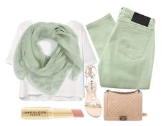"""""""Quirky"""" by madelynne22 ❤ liked on Polyvore featuring MANGO, Alexander McQueen, Religion Clothing, Rebecca Minkoff, Chanel and Napoleon Perdis"""