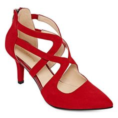 ad97a7282e88 Liz Claiborne Helen Womens Heels - JCPenney
