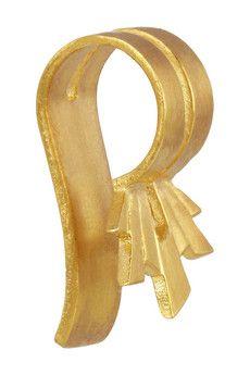 Maria Black Frey gold-plated ear cuff | NET-A-PORTER