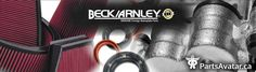 Beck Arnley supplies OE Quality automotive parts used by technicians for imported vehicles, for maintenance and repair. You dont have to search far and wide for Beck Arnley auto products and accessories.  So shop now at PartsAvatar.ca.  Here, we sell only the most durable original equipment and aftermarket auto accessories and parts in the auto parts industry.  What's more, our partner suppliers put warranties on their products, which means you g