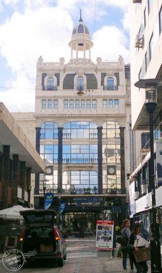URUGUAY | Libreria Más Puro Verso :: Montevideo (Peatonal Sarandi, 675)