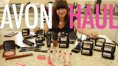 Avon Haul (My first Haul)   Jamie Greenberg Makeup.  Check out this video as Jamie shares and swatches her new favorites!  Find yours at www.yourAVON.com/gowithsally