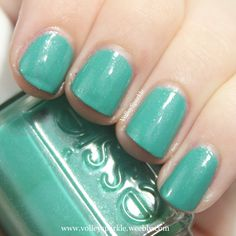 Essie Naughty Nautical | Review & Swatches