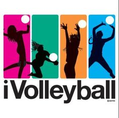 I love too play volleyball.<3