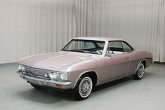 1965 Chevrolet Corvair Corsa Coupe - Hyman Ltd. Classic Cars - LGMSports.com