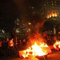 Em uma semana, quatro protestos contra aumento da tarifa em São Paulo