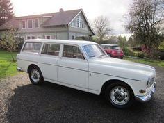 1967 Volvo 122S Wagon....  volvomuseum.nl