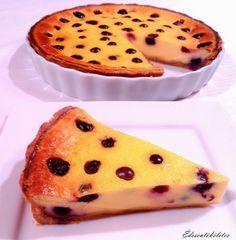 Édesentökéletes: Diétás Sült Joghurtos-Áfonyás Pite Muffin, Pudding, Breakfast, Food, Morning Coffee, Custard Pudding, Essen, Muffins, Puddings