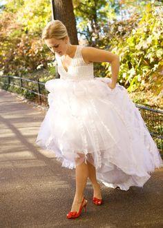 WeddingDress: Oscar de la Renta