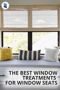 30 Bay Window Treatments Ideas In 2020 Bay Window Bay Window Treatments Wood Blinds