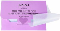 NYX Professional Makeup Blemish Control Blotting Paper eliminates excess oil and minimizes pores without disturbing makeup as it prevents breakouts and shine throughout the day. Get Rid Of Pores, Minimize Pores, Nyx, Travel Size Makeup, Blotting Paper, Pore Strips, She Walks In Beauty, Shrink Pores, Skin Care Tools