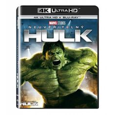 Buy The Incredible Hulk - Ultra HD from Zavvi, the home of pop culture. Take advantage of great prices on Blu-ray, merchandise, games, clothing and more! Hulk Character, Thriller Video, William Hurt, Ray Film, Edward Norton, Tim Roth, Sci Fi Comics, Blu Ray Movies, Ready Player One