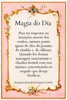 magia do dia: sonhos proféticos Reiki, Wicca Witchcraft, Pagan Witch, Chakras, Nature Witch, Naturopathy, Book Of Shadows, Feng Shui, Spelling