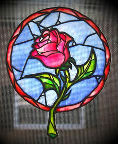 Hey, I found this really awesome Etsy listing at https://www.etsy.com/listing/219968354/enchanted-rose-beauty-and-the-beast